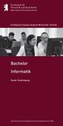 Informatik Bachelor