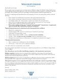 Wellesley College Health History Form - Page 4