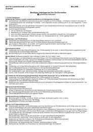 Benötigte Unterlagen bei Vor-Ort-Kontrollen - Amt für Ernährung ...