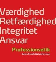 Professionsetik - Dansk Socialrådgiverforening