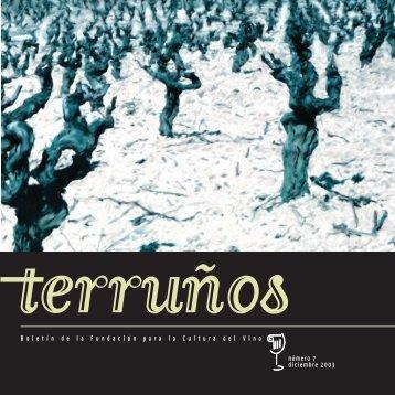 n° 7 - Fundación para la Cultura del Vino
