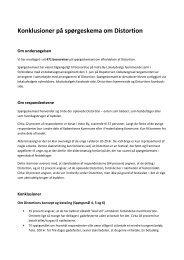 Læs konklusionerne på spørgeskemaundersøgelsen - Indre By ...