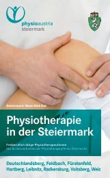 Physiotherapie in der Steiermark - Physio Austria