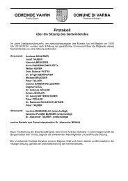 Protocollo Consiglio comunale 22.06.2010 (164 KB) - .PDF