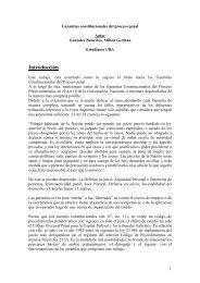 I Congreso Internacional Sobre - Facultad de Derecho
