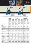 alto poseidon 5 - WAP-ALTO KEW Reinigungssysteme - Page 4