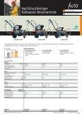 alto poseidon 5 - WAP-ALTO KEW Reinigungssysteme - Page 6