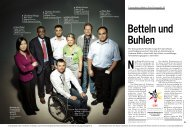 """Wirtschaftswoche-Reportage """"Betteln und Buhlen"""", 34/2010"""