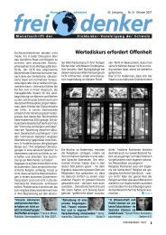 10 - Freidenker-Vereinigung der Schweiz