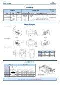 Connecteur REP:Sheet.qxd - Hypertac - Page 4