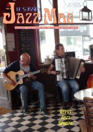 to download issue number 2 - The Sussex Jazz Mag
