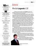Edição 100 download da revista completa - Logweb - Page 3