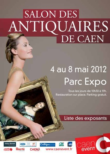 ANTIQUAIRES - Caen Event