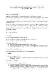CR_ConseilLabo_2005 - EconomiX