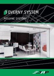 Posuvné systémy JAP - Stavmat IN