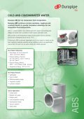 Durapipe ABS - Plastic Systems - Page 2