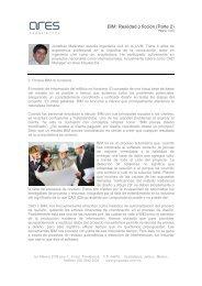 BIM: Realidad o ficción (Parte 2) - Autodesk International Communities