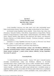 Spriedums Latvijas Republikas vārdā Rīgā 2010. gada 2. februārī ...