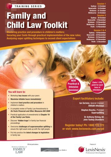 Family Law Toolkit.indd - LexisNexis