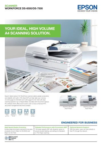 Epson_WorkForce DS 6500-7500_A4 4pp ... - Epson Singapore