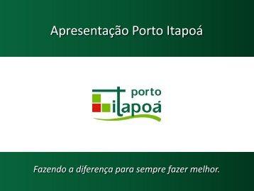 Apresentação Porto Itapoá