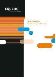 ATM Services - Equens