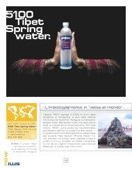 5100 Tibet Spring water.