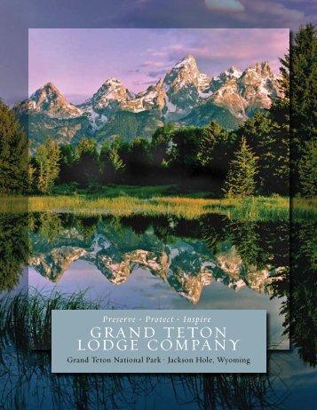Here - Grand Teton Lodge Company
