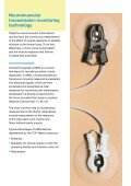 TOF - Watch® - Fenno Medical Oy - Page 3