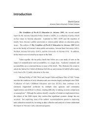 Introduction - Arizona State University