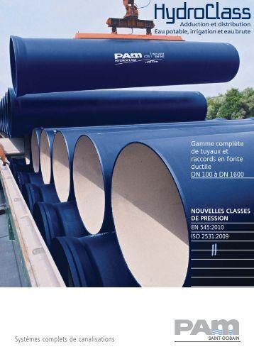 brochure Hydroclass_bleu cobalt_ciel bleu - 4p ... - Easy catalogue