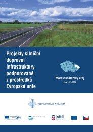 Moravskoslezský kraj - Ředitelství silnic a dálnic