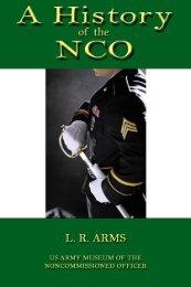 A History of the NCO - NCOHistory.com