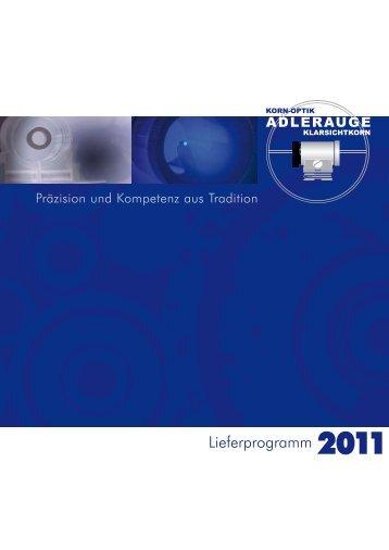 transparent plastic front sights - Kornoptik Adlerauge, Inh. Marianne ...