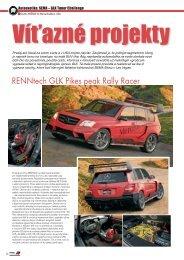 RENNtech GLK Pikes peak Rally Racer - AutoTuning.sk