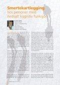 Smertekartlegging hos personer med nedsatt kognitiv ... - Lundbeck - Page 2