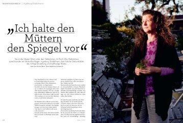 Interview mit Ingeborg Stadelmann - KristinaReiss.com