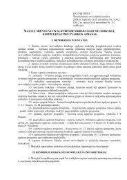 šiaulių miesto savivaldybės bendrojo ugdymo mokyklų
