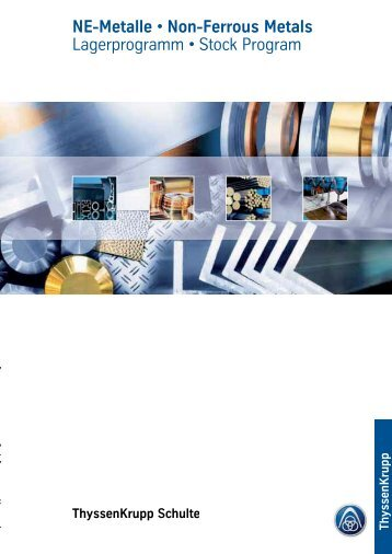 Aluminum - ThyssenKrupp MetalServ