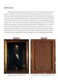 Izvješće o konzervatorsko-restauratorskim radovima na slici portret ... - Page 4