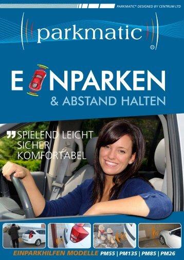 PARKMATIC™ Einparhilfesyteme - Weihrauch Car Care KEG