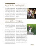 FAIRWAY - Golfclub Schloss Goldenberg - Page 6
