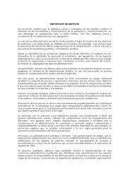 Ley Orgánica de la Administración Pública del Estado de México