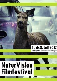 Download Programmheft [2MB] - NaturVision