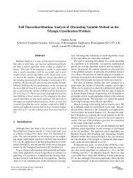 Full Theoretical Runtime Analysis of Alternating ... - IEEE Xplore
