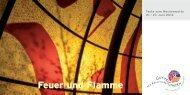 Feuer und Flamme - GottesGarten der Religionen