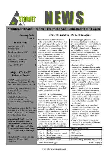 Issue 4 January 2004 - Starnet - University of Cambridge