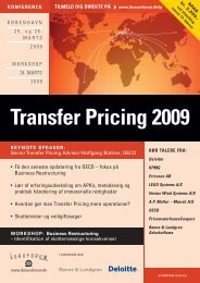 IBC_Transfer Pricing2009_A5.indd - IBC Euroforum