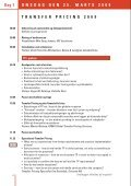 IBC_Transfer Pricing2009_A5.indd - IBC Euroforum - Page 6