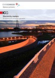 Electricity meters - Iskraemeco
